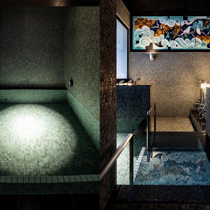 渋谷と恵比寿の中間にある銭湯